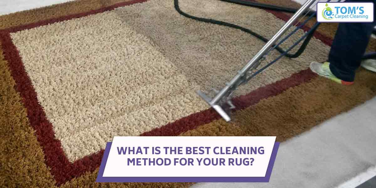 What Is The Best Rug Cleaning Method For You?